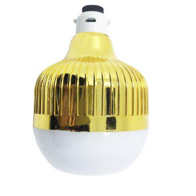 APP Smart Lamp Bluetooth Music Speaker Bulb Dimmable Rechargeable Emergency