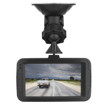 V26 3 inch HD 1080P DVR Night Vision Rearview Camera Recorder