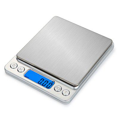 Electronic Digital Jewelry Kitchen Scale 500g / 1kg / 3kg