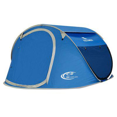 KEUMER Automatic Beach Waterproof Sun Protection Tent