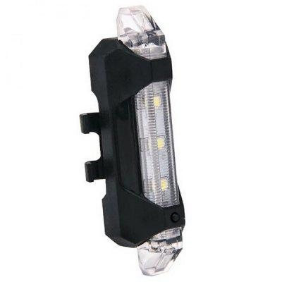 Rechargeable Waterproof LED Tail Light
