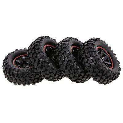 Buggy Tyre 6 Spokes Rim Design 4pcs