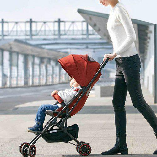 Refurbished Xiaomi Zhixing KS1701 Foldable Baby Stroller