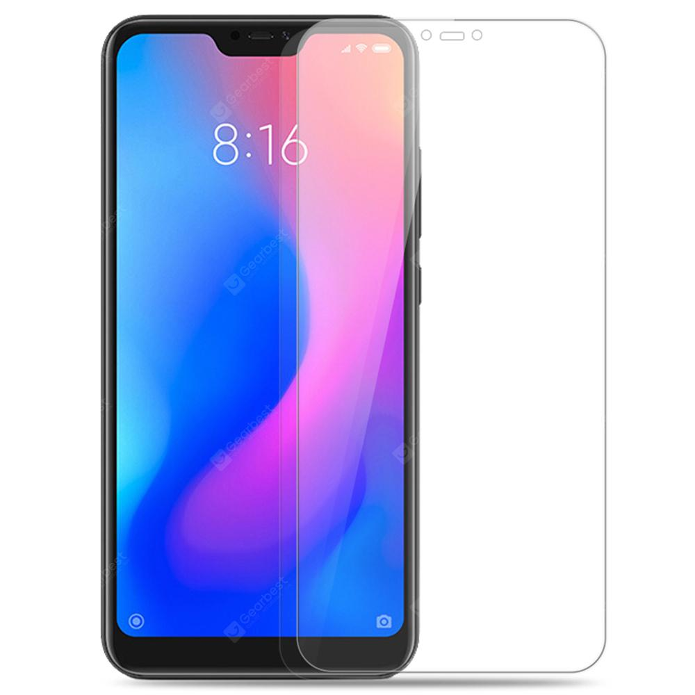 Luanke Tempered Glass Screen Protector for Xiaomi Mi A2 Lite