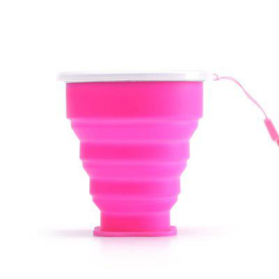 Portable Collapsible Multi-function Cup for Containing multi function green