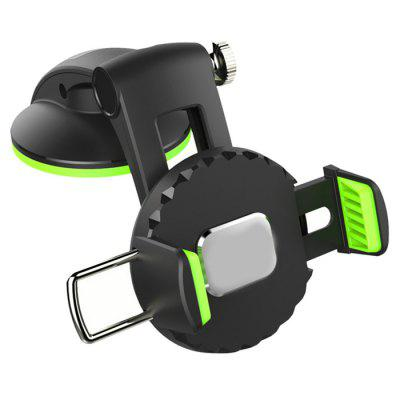 Suction Cup Car Phone Navigation 360 Degree Rotation Holder