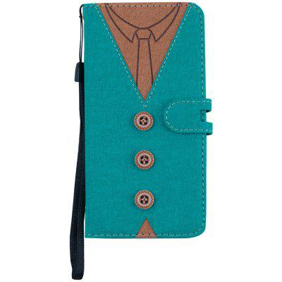 HQB Cute Buttons Wallet Phone Case for iPhone 7/ 8