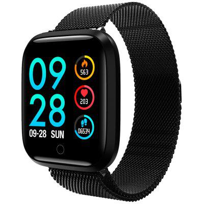 Coupon of ELEphone W3 Smart Watch - Silicone Band/STAINLESS STEEL BAND