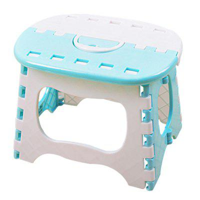 Portable Foldable Taboret Practical Stool for Kids