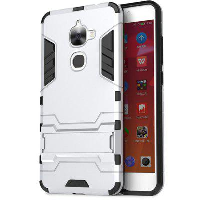 LuanKe TPU PC Protective Stand Cover for LETV X522 / LETV X526