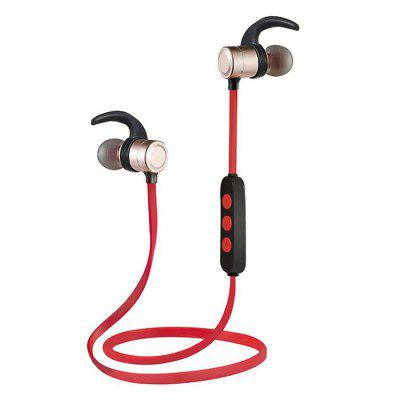 BM - 8 Wireless Bluetooth In-ear Magnetic Earphone Sports Earbuds