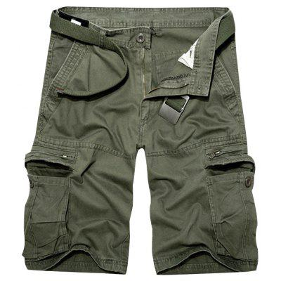 Men Fashion Pure Cotton Summer Comfortable Shorts