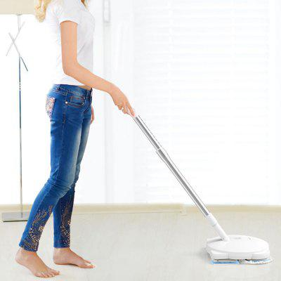 Image result for ENLiF Dry / Wet / Wax Cordless Handheld Intelligent Electric Mop