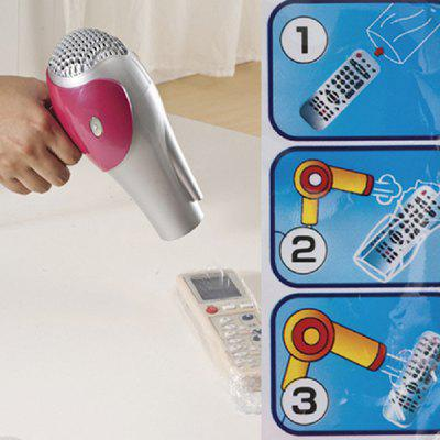Remote Controller Shrink-wrapping Protective Film 5pcs
