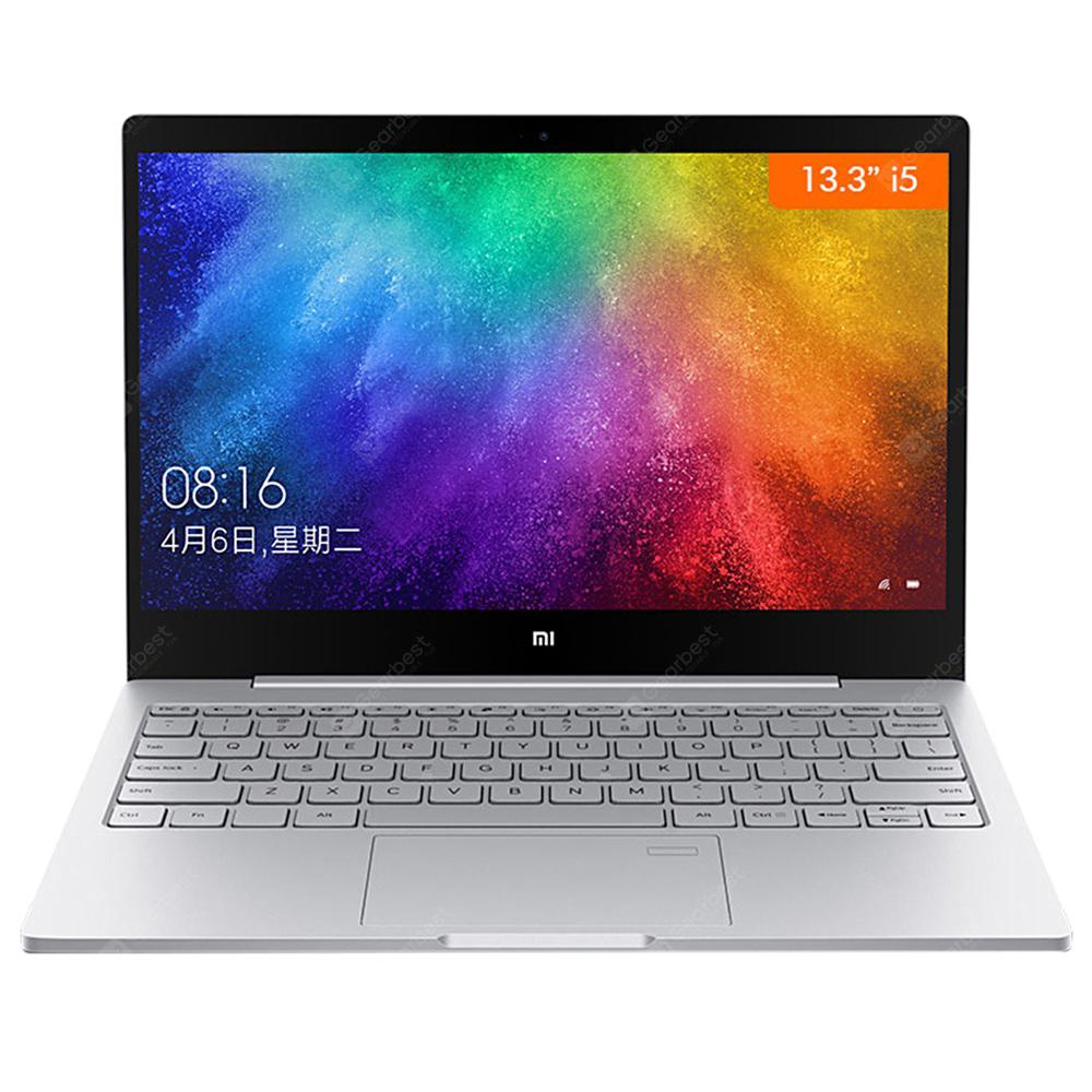 Gearbest Xiaomi Mi Notebook Air 13.3 Laptop Fingerprint Recognition Integrated Graphics - SILVER
