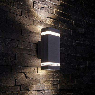 8W Outdoor lights Aisle Garden Villa Corridor Wall Lamp