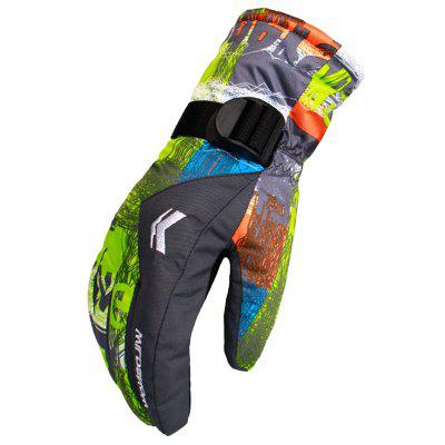Tuban Warm-keeping Gloves for Outdoor Activities for Men Paired