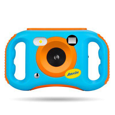 Amkov CD - EW 1,77-inch WiFi 5MP Mini digitale camera voor kinderen