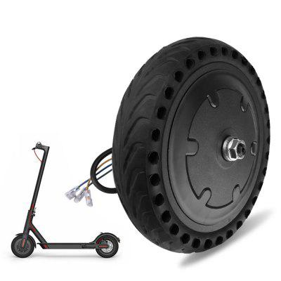 Motor / Explosion Proof Wheel Tire Set for Xiaomi M365 Scooter Image