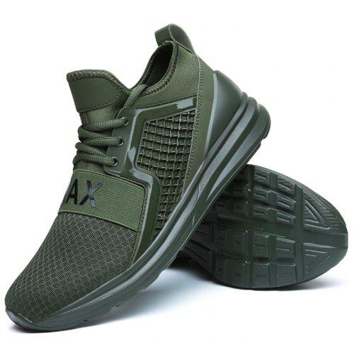 Men Fashion Breathable Lace-up Comfort Casual Sneakers