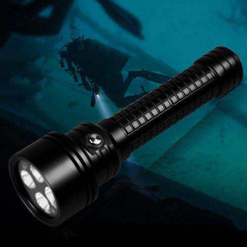 8000LM Lamp Flashlight Torch LED Pen Size T6 USB Rechargeable Light DI
