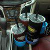 Magic Cup Holder Cell Phone Mount Beverage Supporter - BLUE