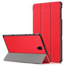 Tri-fold PU Stand Tablet Case for Samsung Tab