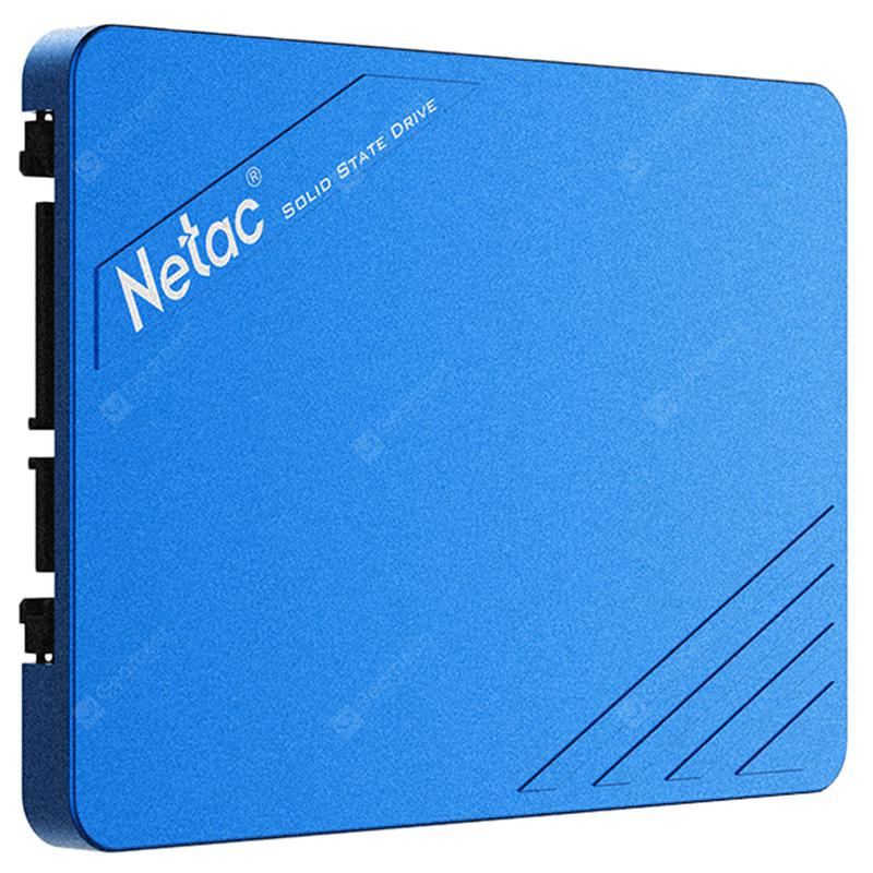 Netac N500S 480G Solid State Drive SSD - DODGER BLUE 480GB