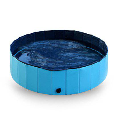Summer Bathing Pool for Pet Cleaning