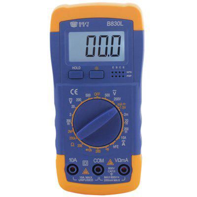 BESBEST B830L Hand-held Digital Multimeter
