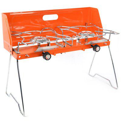 Campleader Outdoor Windproof Portable Folding Stove