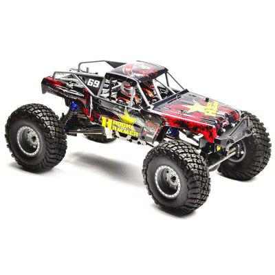 RGT RC Car Crawler 1/10 4WD Waterproof Electric Off road Truck RED