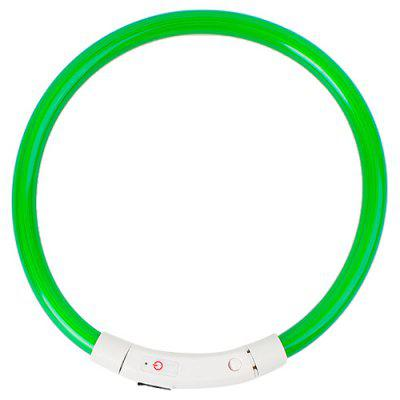 LED Chargeable Necklace for Pet