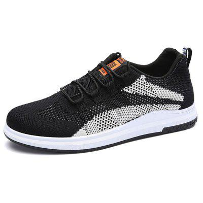 Summer Breathable Mesh Sports Casual Shoes for Man 2017 wholesale hot breathable mesh man casual shoes flats drive casual shoes men shoes zapatillas deportivas hombre mujer