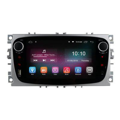 Ownice K1 S7282E 7.0 inch 2GB Car DVD Player for Ford Focus S - Max Mondeo - BLACK