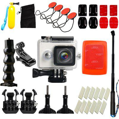 Outdoors Riding Action Camera Accessories Kit