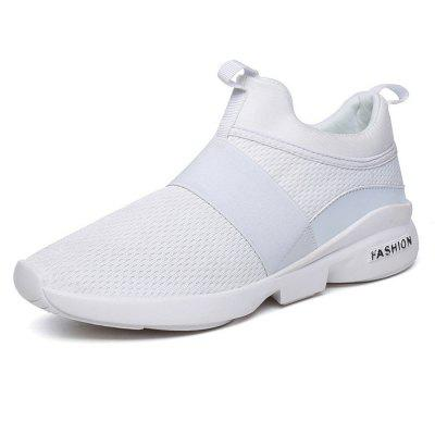 Mesh Lightweight Casual Breathable Running Shoes for Man 2017 wholesale hot breathable mesh man casual shoes flats drive casual shoes men shoes zapatillas deportivas hombre mujer