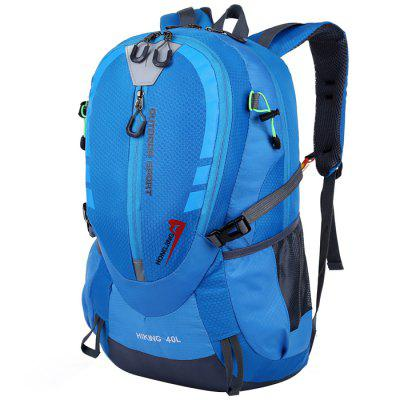Lightweight and Durable Hiking Backpack for Storage