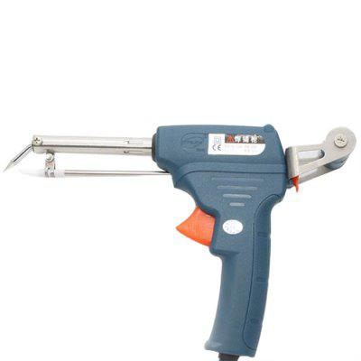 NL - 106A Manual Soldering Gun - PEACOCK BLUE 220V в магазине GearBest