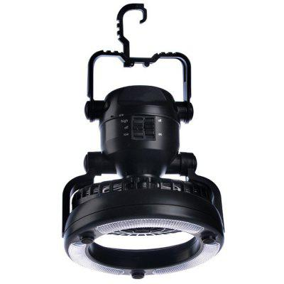 Campleader 18LED Camping Fan Lantern Hanging Emergency Light