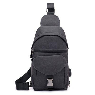 Sports Man Cross-body Bag for Outdoor Activities