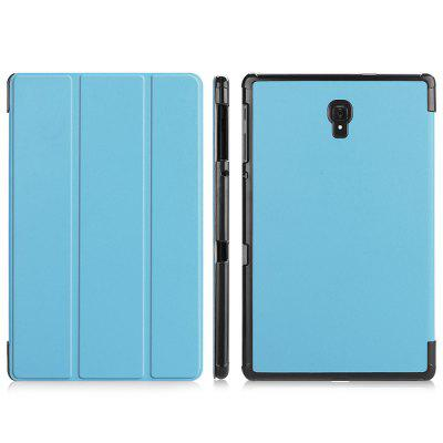 Tri-Fold Ultra-thin Tablet PU Case for Samsung Galaxy Tab A 10.5 ( SM - T590 / SM - T595)