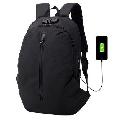 Multifunction USB Port Backpack