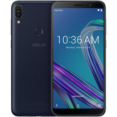 Gearbest Asus Zenfone Max Pro ( M1 ) 6.0 inch 4G Phablet Global Version - BLACK A EDITION 4GB RAM 64GB ROM 16.0MP + 5.0MP Rear Camera Fingerprint Sensor