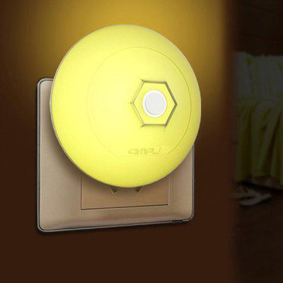 LED Light Control Night Lamp for Bedroom