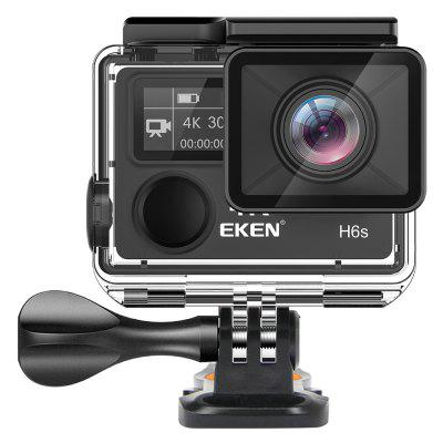 Original EKEN H6S 4K Action Camera EIS Anti-shake Image