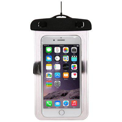 Creative PVC Waterproof Phone Bag