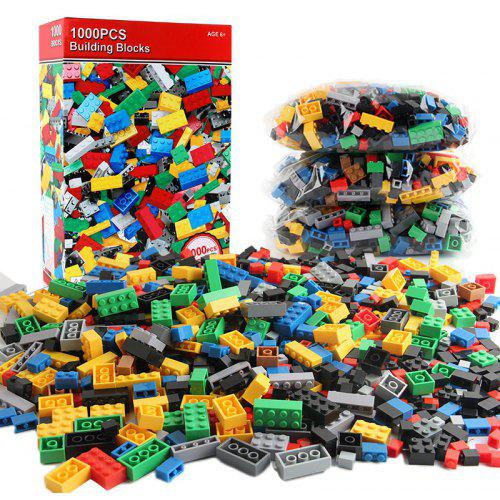 Building Blocks Toy Model for Children Educational Toys
