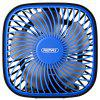 REMAX F23 Desktop mini ventilador estático USB - AZUL REAL