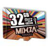 MIXZA TOHAOLL U3 High Speed Micro SD Memory Card 32GB - MIDNIGHT